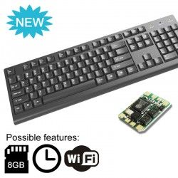 KeyGrabber USB Keyboard